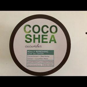 Other - Bath & Body Coco Shea Cucumber Lot